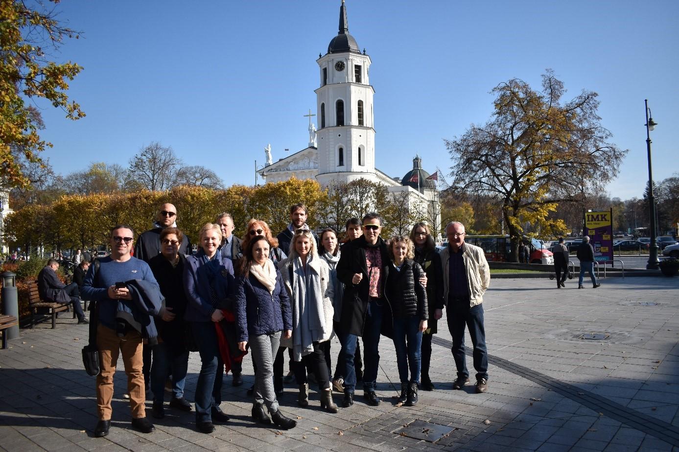 Partnertreffen in Kaunas im Oktober 2019