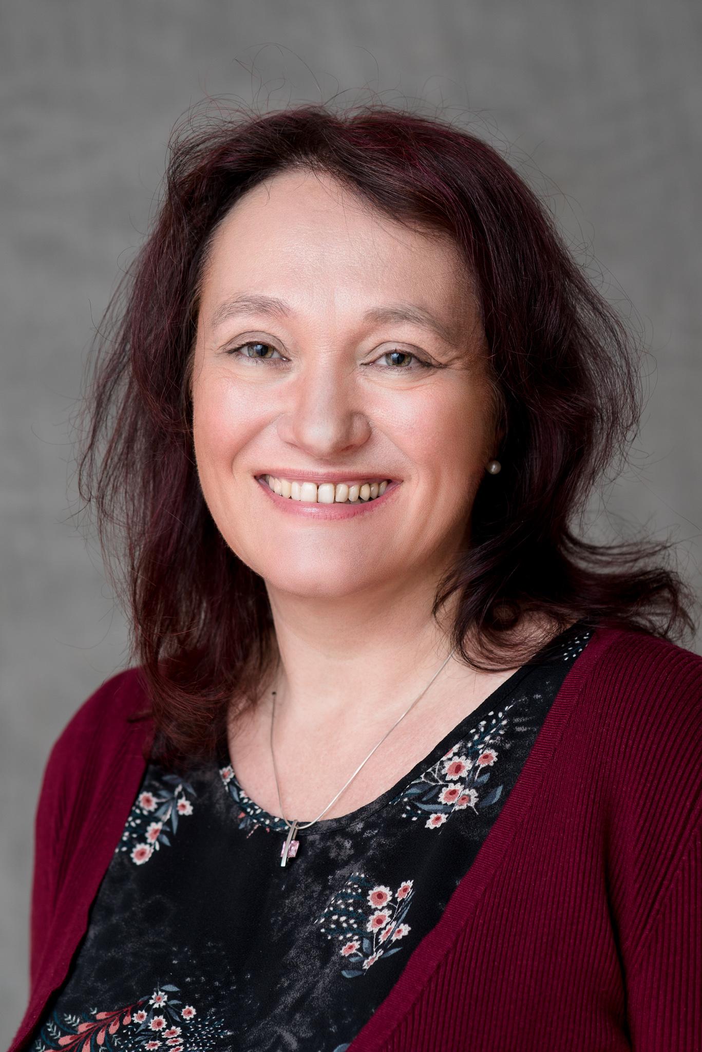 Portrait Frau Stanisch
