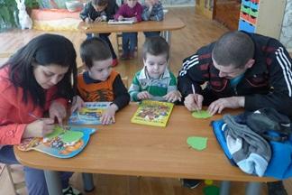 """""""Atbalsts romu bērniem: gatavs mācībām!"""""""