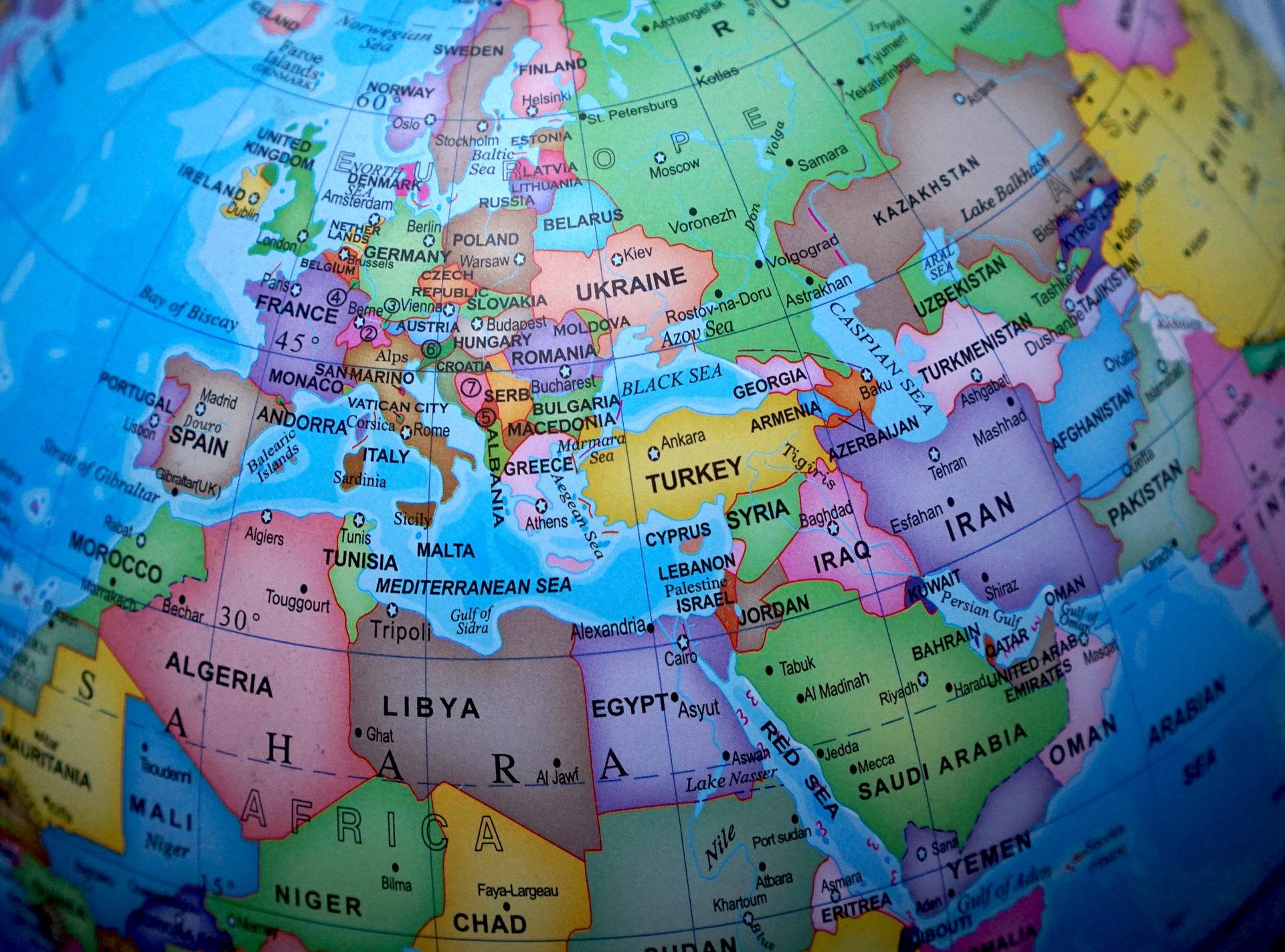 Europa (© Bild von TheDigitalWay auf Pixabay)