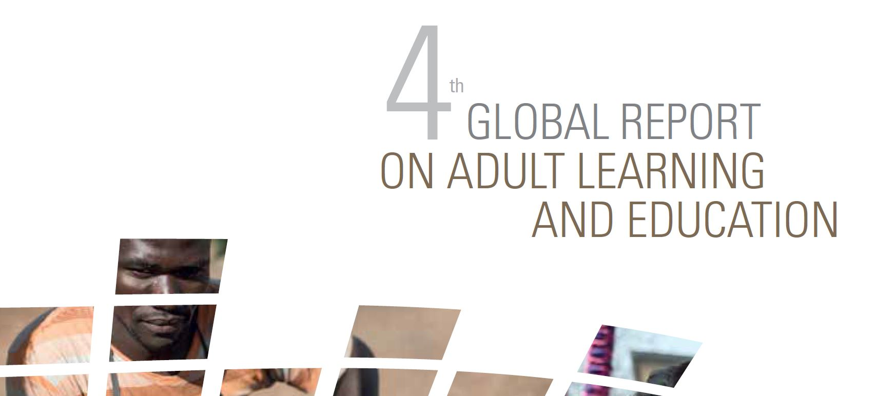 The fourth Global Report on Adult Learning and Education (GRALE 4) on EPALE