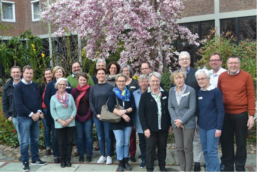 Gruppenbild Nachtreffen Köln, 03/2019