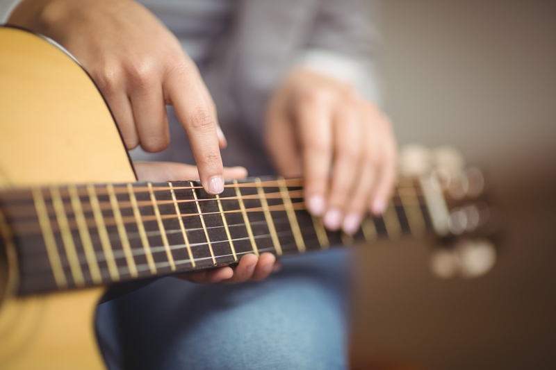 Why Learning the Guitar can be good for you