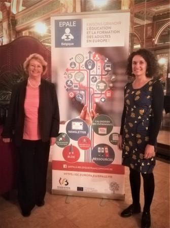 Konferenz in Brüssel