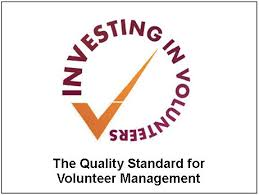 Investment in Volunteers logo