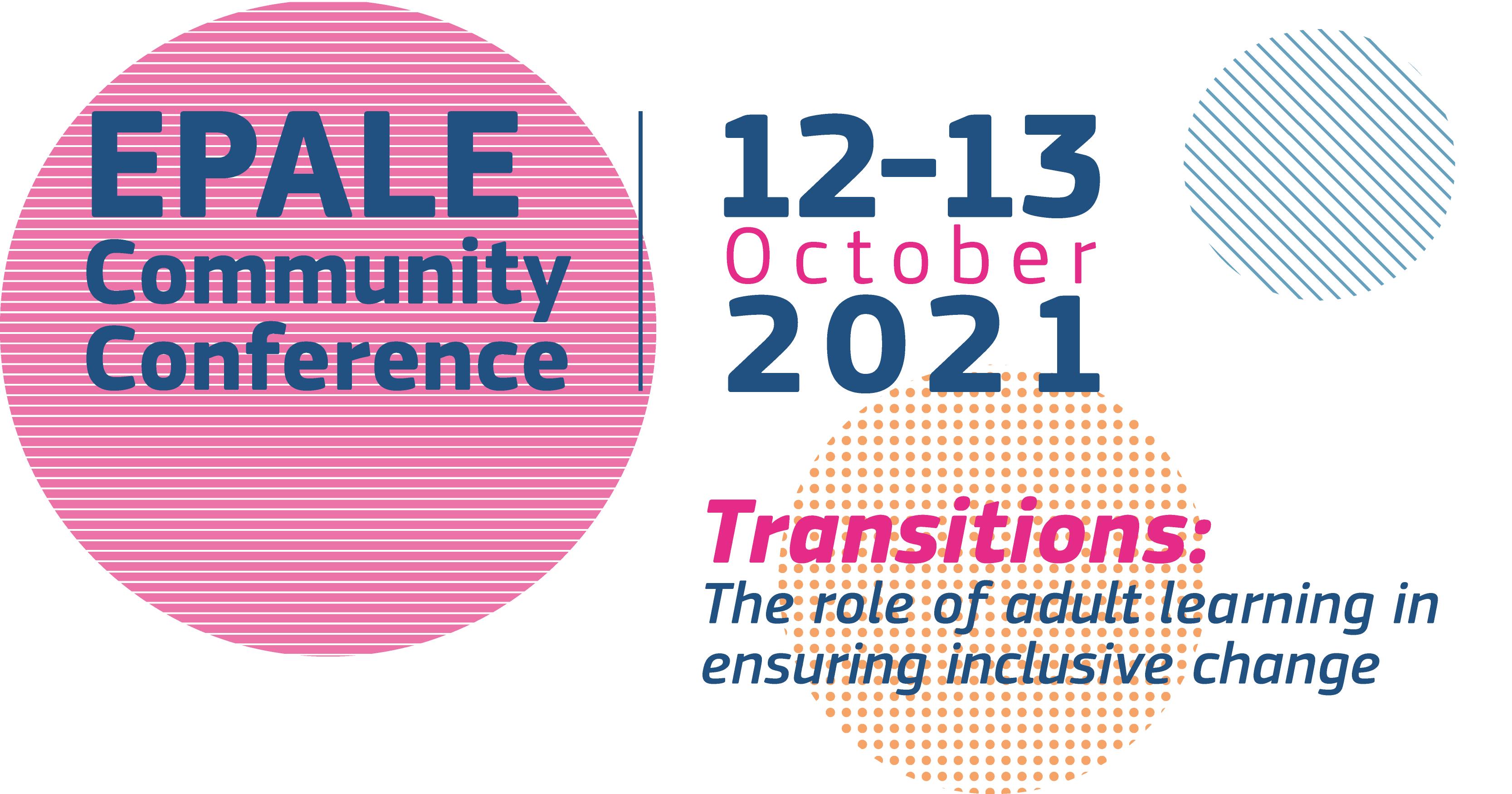 Conferència comunitària EPALE 2021