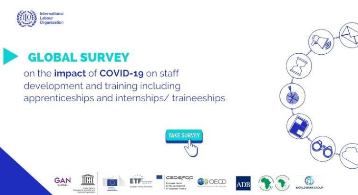 Global survey on staff development and training
