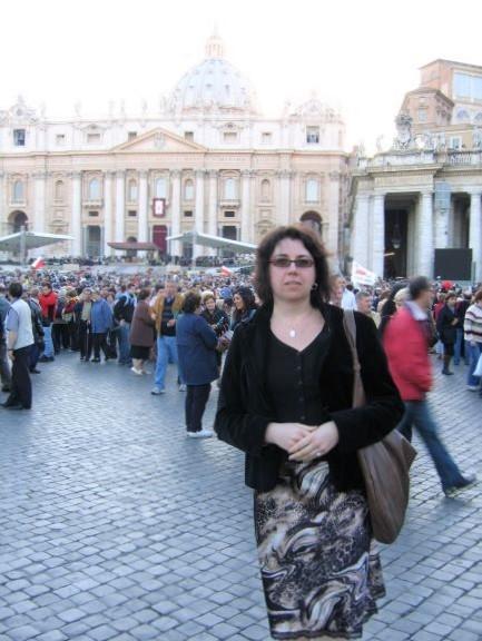 Irena Žemaitaitytė Italijoje