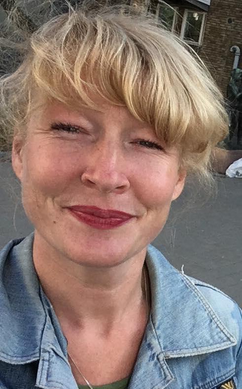Jenny Eriksson, SFI-lärare