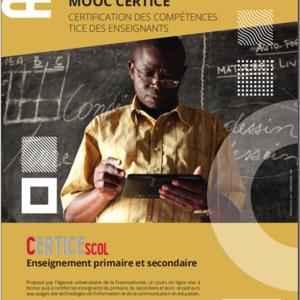 MOOC CERTICE SCOL