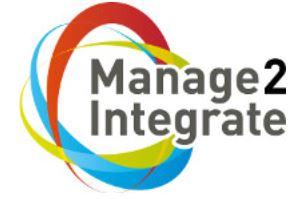 Logo des Projekts Manage2Integrate
