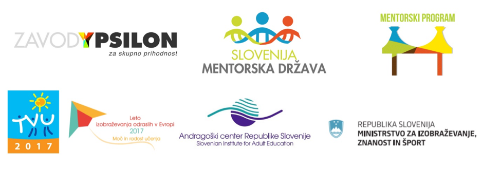 Partnerji vseslovenske akcije »Slovenija – mentorska država«