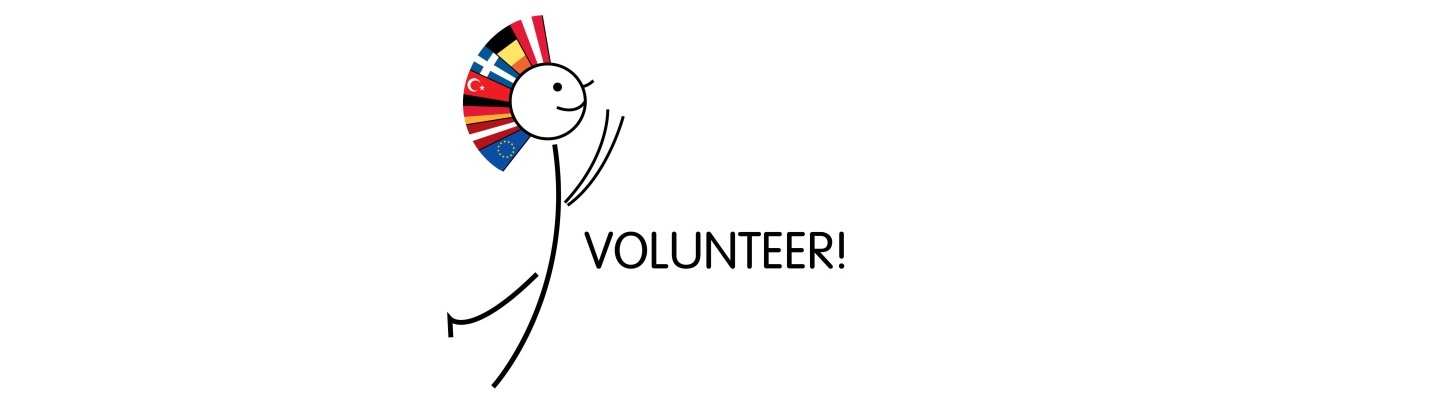 I Volunteer logo
