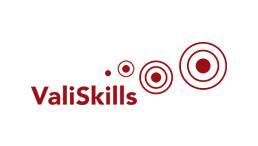 ValiSkills Erasmus+ Projektlogo