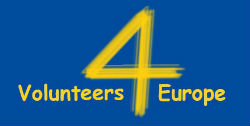 Logo Volunteers4Europe