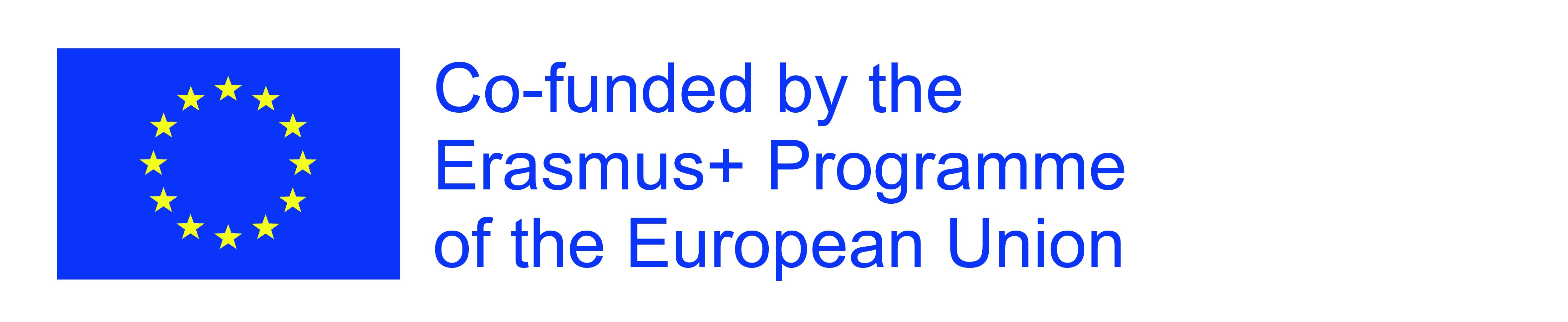 beneficiary logo of the Erasmus Plus Programme