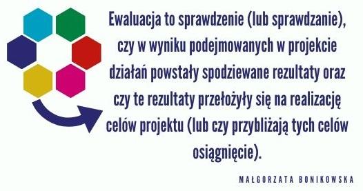 ewaluacja, Bonikowska, zarządzanie