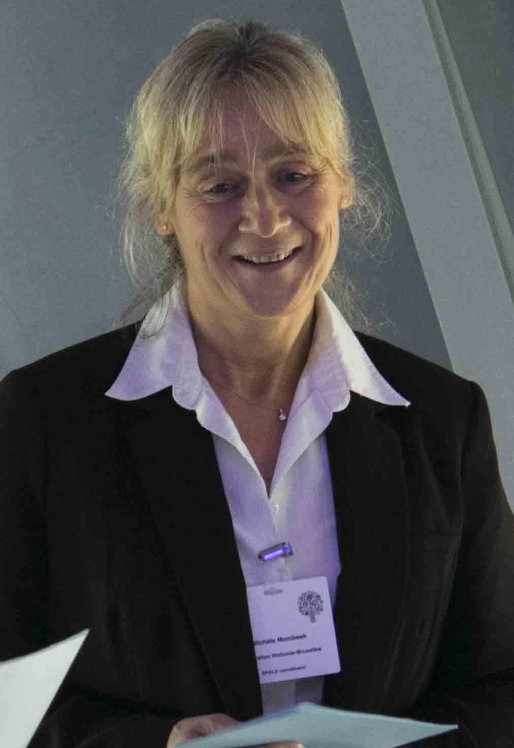 Michèle Mombeek