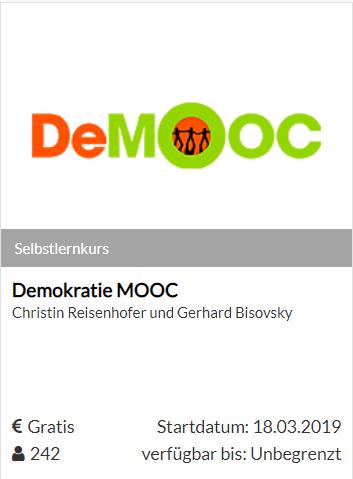 MOOC citizenship education