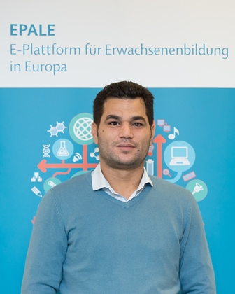 Muhammad Kasem (c) OeAD-GmbH/APA-Fotoservice/Hörmandinger