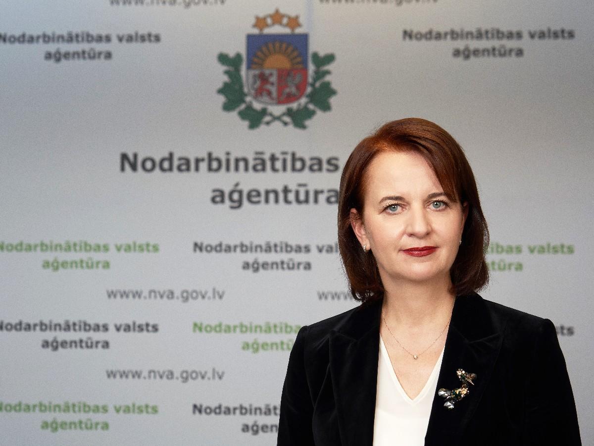 Evita Simsone, NVA direktore