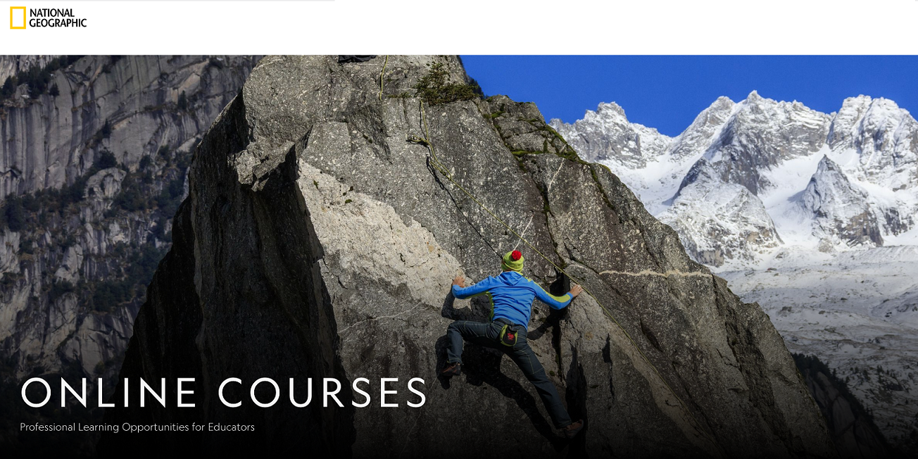 National Geographic Courses