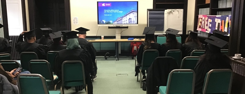 Northern College students graduate from the Survivors of Modern Slavery programme