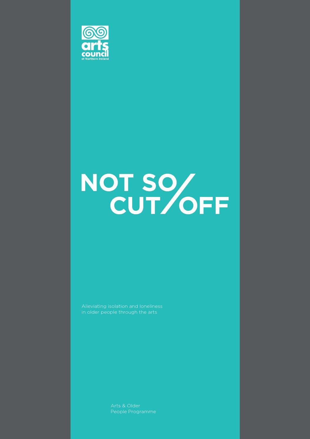 Not So Cut/Off cover