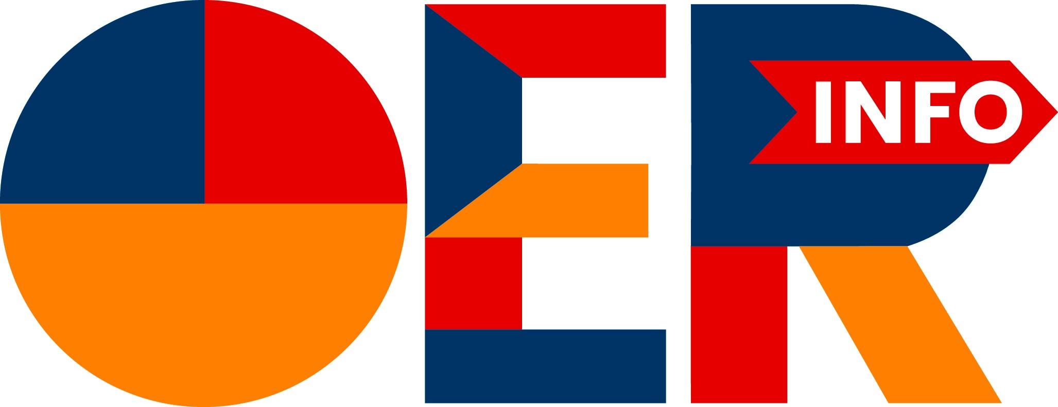 Logo des Projekts OERinfo