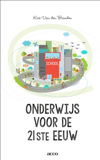 Cover book 'Onderwijs voor de 21ste eeuw'