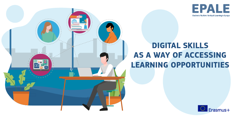 EPALE Online Discussion Digital Skills