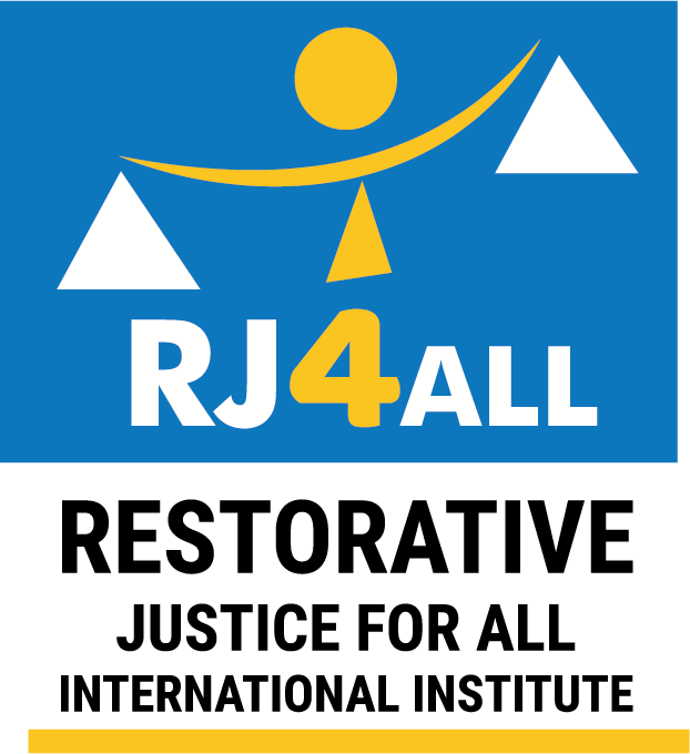 RJ4All | RESTORATIVE JUSTICE FOR ALL INTERNATIONAL INSTITUTE