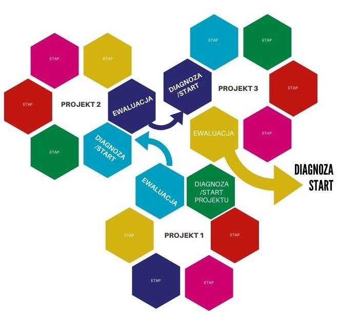 projekt, ewaluacja, diagnoza, projekty społeczne