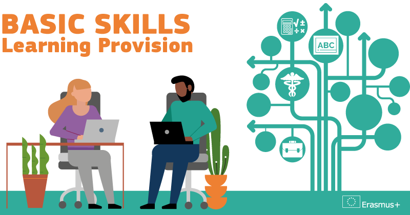 EPALE focus: Basic Skills Learning Provision