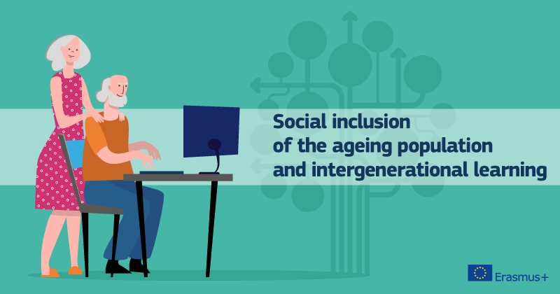 EPALE discussion: social inclusion of the ageing population and intergenerational learning