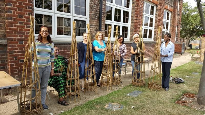 Redbridge Institute Gardening In Mind