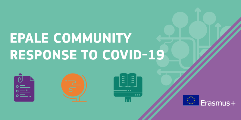 EPALE community response to Covid-19