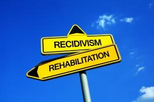 Rehabilitation signpost