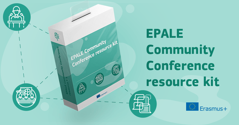 EPALE Community Conference Resource Kit
