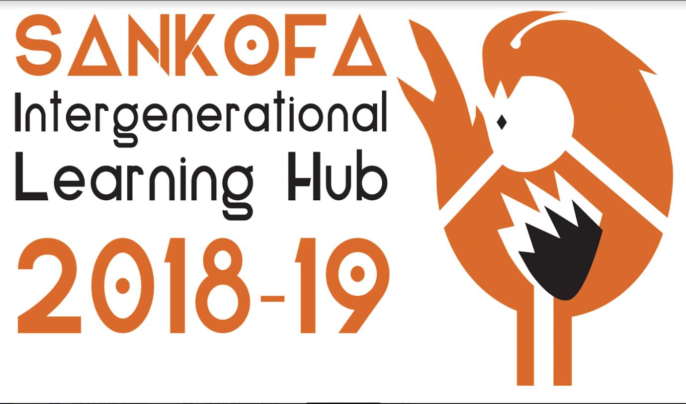 Sankofa Intergenerational Learning Hub 2018-19