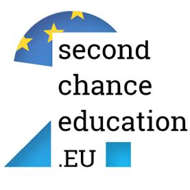 Second Chance Education EU logo