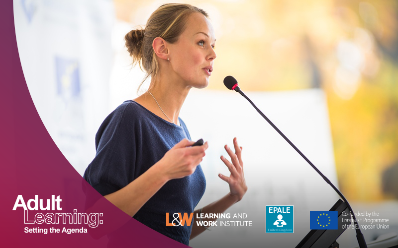 Setting the agenda for adult learning in the UK