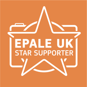 EPALE UK Star Supporter Photo Competition logo