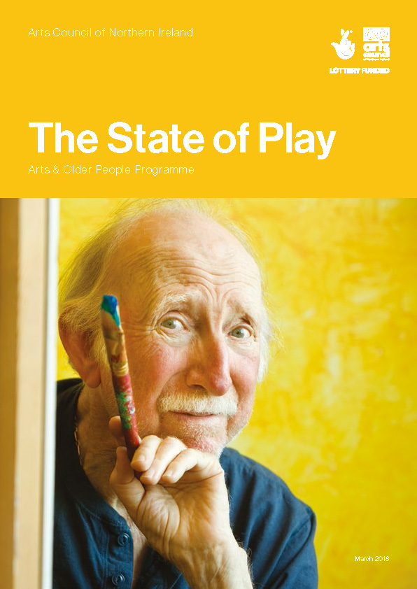 The state of play: Arts and Older People programme