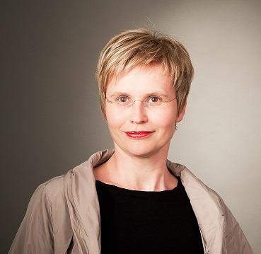Die Autorin des Artikels, Prof. Steffi Robak