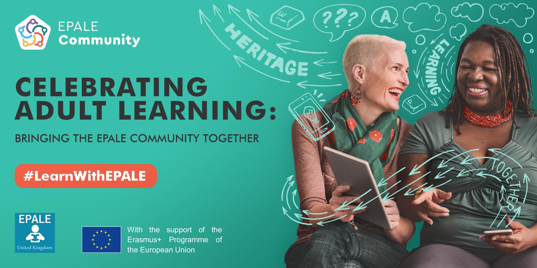 Celebrating Adult Learning: Bringing the EPALE Community Together