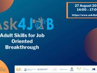 Ask4Job Final event logo