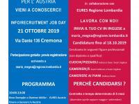 Info/recruitment Job Day AUSTRIA
