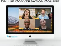Online English Conversation Course