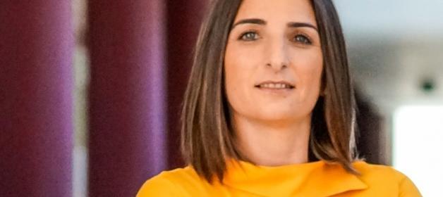 Rosa Vieira, coordenadora do Centro Qualifica da Escola Profissional Amar Terra Verde
